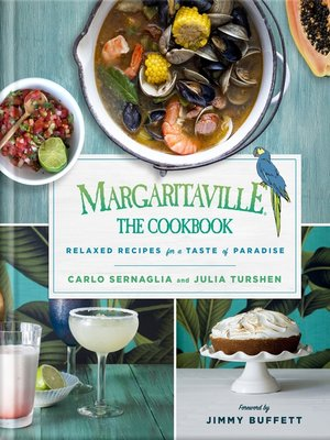 cover image of Margaritaville: The Cookbook